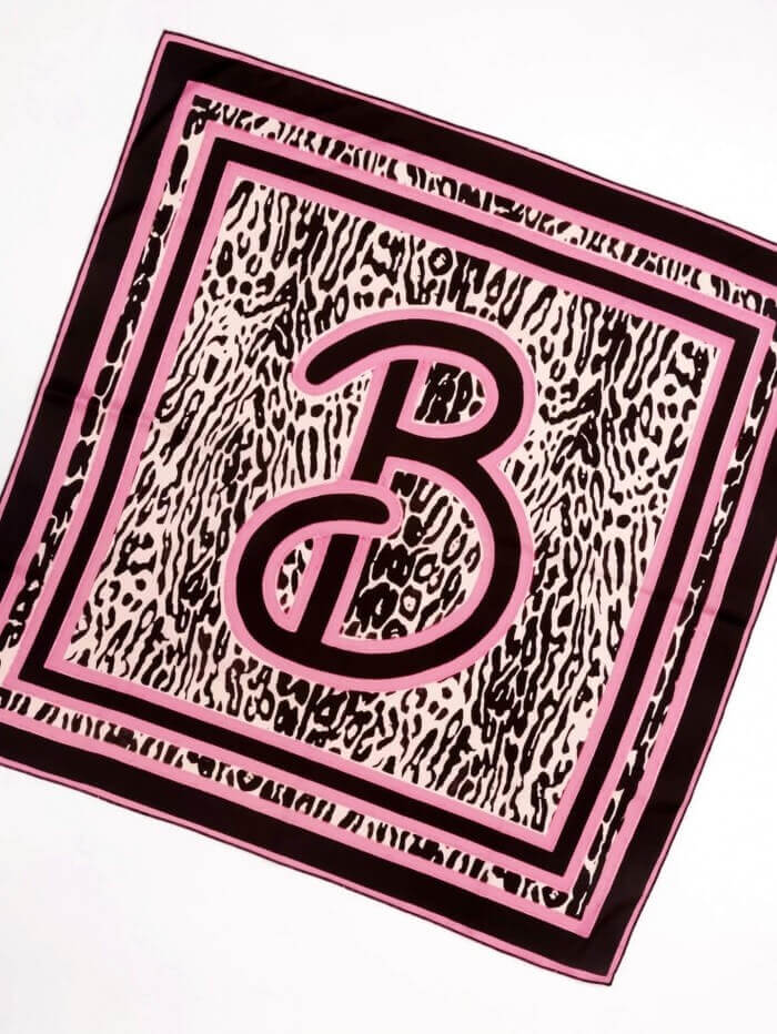 THE GREAT 'B'